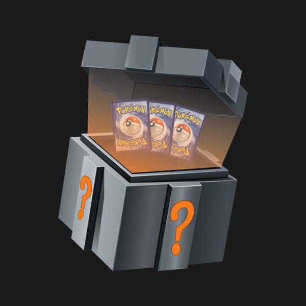 Box Mystère de cartes Pokémon