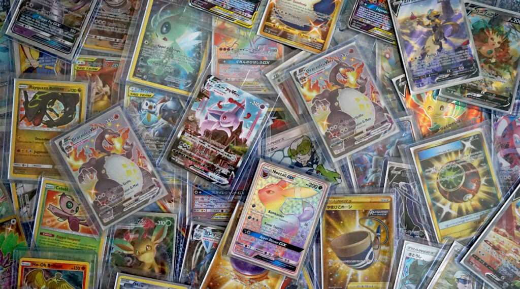La folie autour des cartes Pokémon expliquée en détail