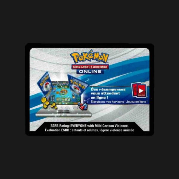 Achat codes JCC Pokémon Online