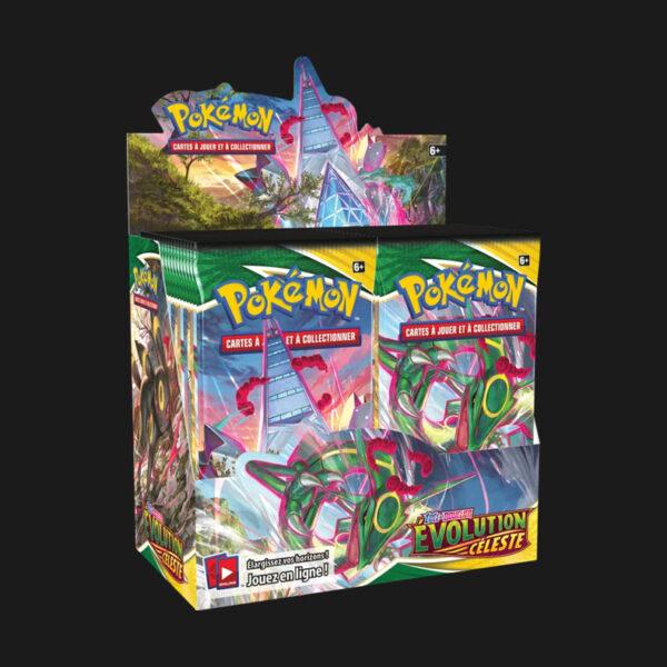 Display Pokémon Évolution Céleste 36 boosters