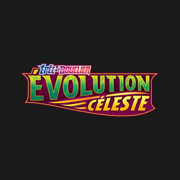 Lot de 30 cartes Pokémon Évolution Céleste + 2 Rares