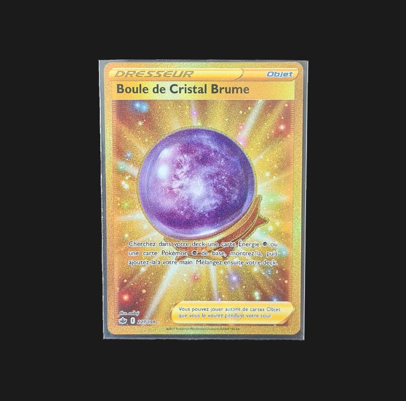 Boule de Cristal Brume 227/198 EB06