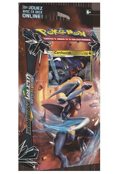 Achat deck Pokémon Impact Supersonique