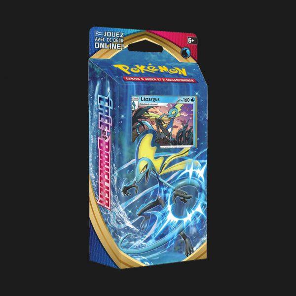 Deck à thème Lézargus Pokémon