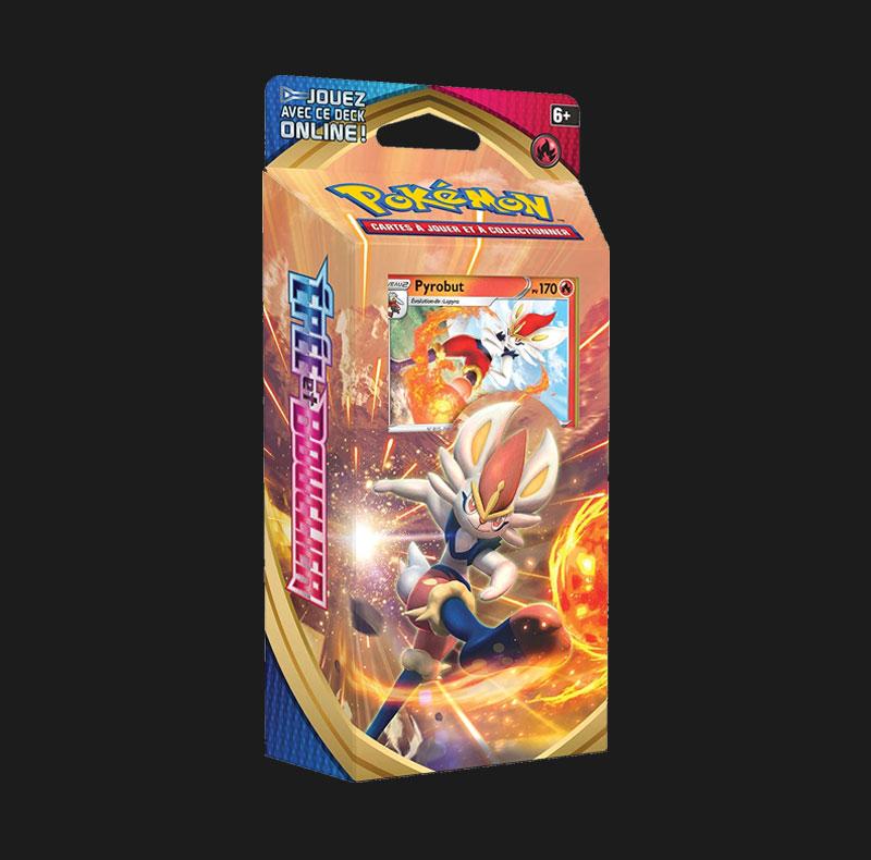 Deck à thème Pyorbut Pokémon