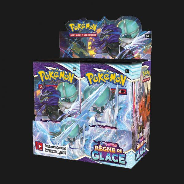Display Pokémon Règne de Glace