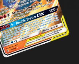 Achat cartes Pokémon à l'unité